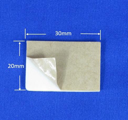 両面テープ 30mm×20mm 1パック 20個
