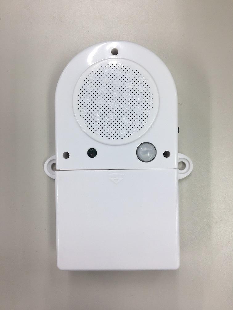 【取り扱い終了】SDカード式 音声POP ABSケースタイプ(屋内仕様)