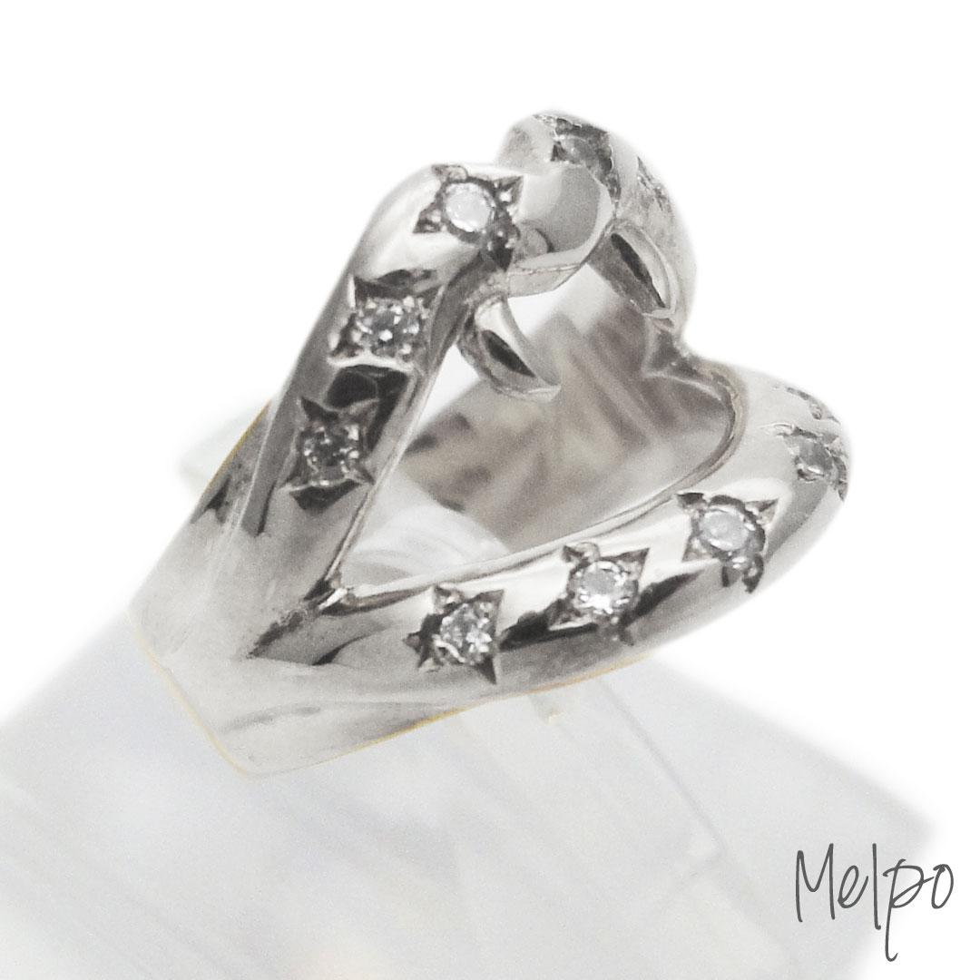 Fang Ring Silver