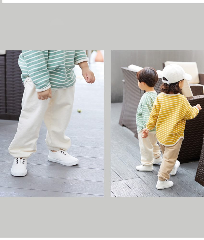 [90cm-140cm]レッツジョガーパンツ