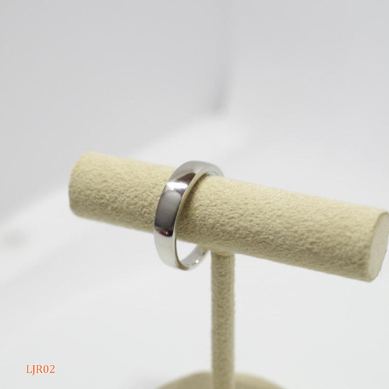 [完全防水]  遺骨を納める指輪 メモリアルリング LJR21 [素材:K18イエローゴールド]