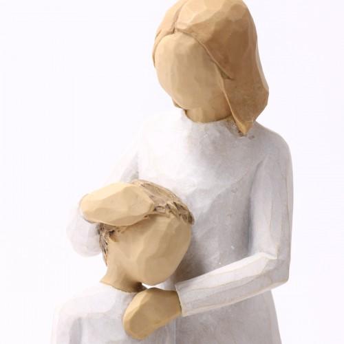 メモリアルオブジェ Mother and Son 〜母と息子〜 Willow Tree