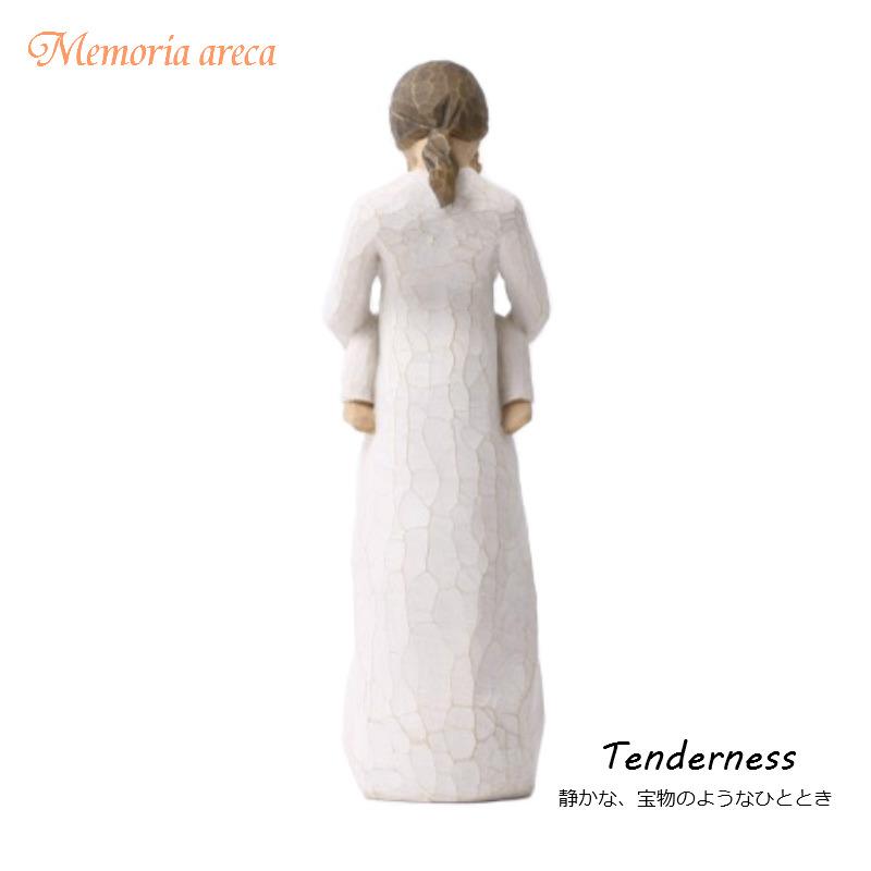 メモリアルオブジェ Tenderness 〜静かな、宝物のようなひととき〜 WillowTree