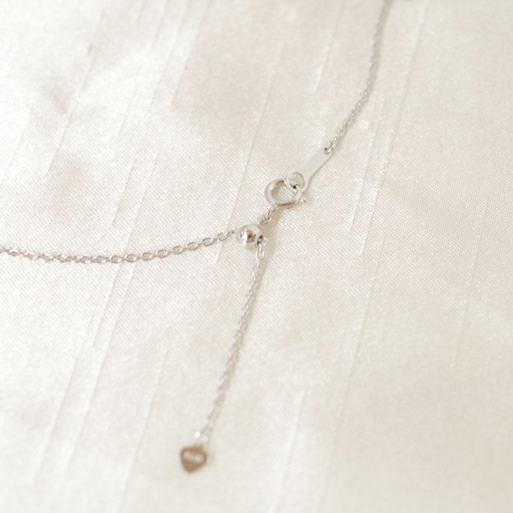 ソウルジュエリー パヴェ プチハート (K18YG ゴールド×ダイヤモンド33石) 手元供養・遺骨ペンダント