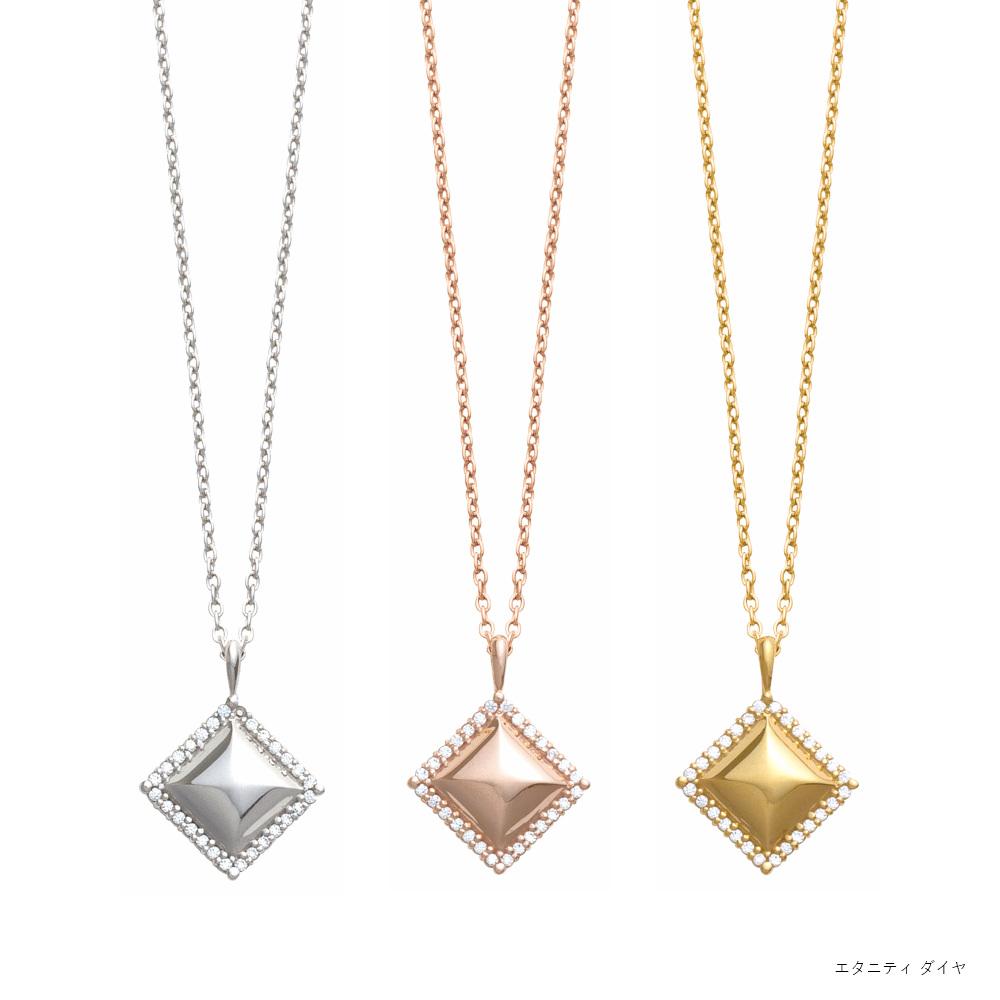 遺骨ペンダント ソウルジュエリー エタニティダイヤ K18YG (イエローゴールド)×ダイヤモンド
