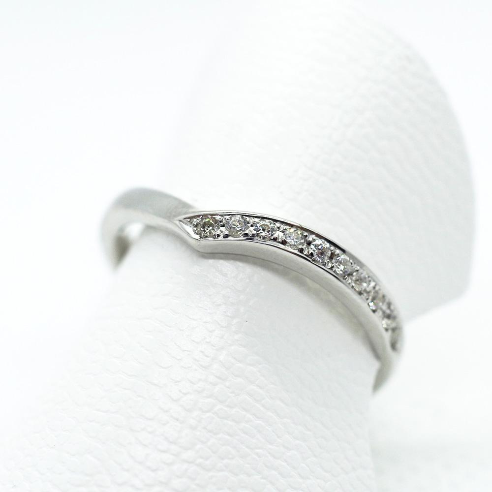 メモリアルリングMR11 地金:K18PG (18Kピンクゴールド) 〜遺骨リング ,完全防水の指輪〜
