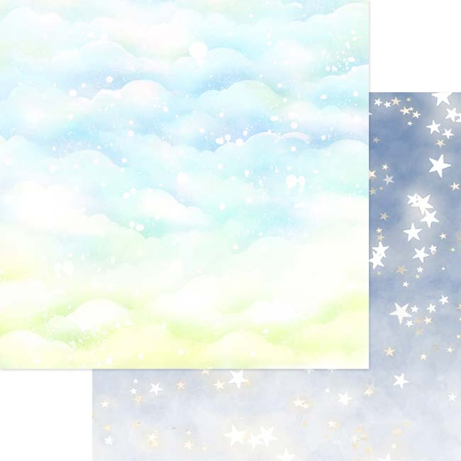 MP-60511 Sparkly Sky 6x6 Collection Pack