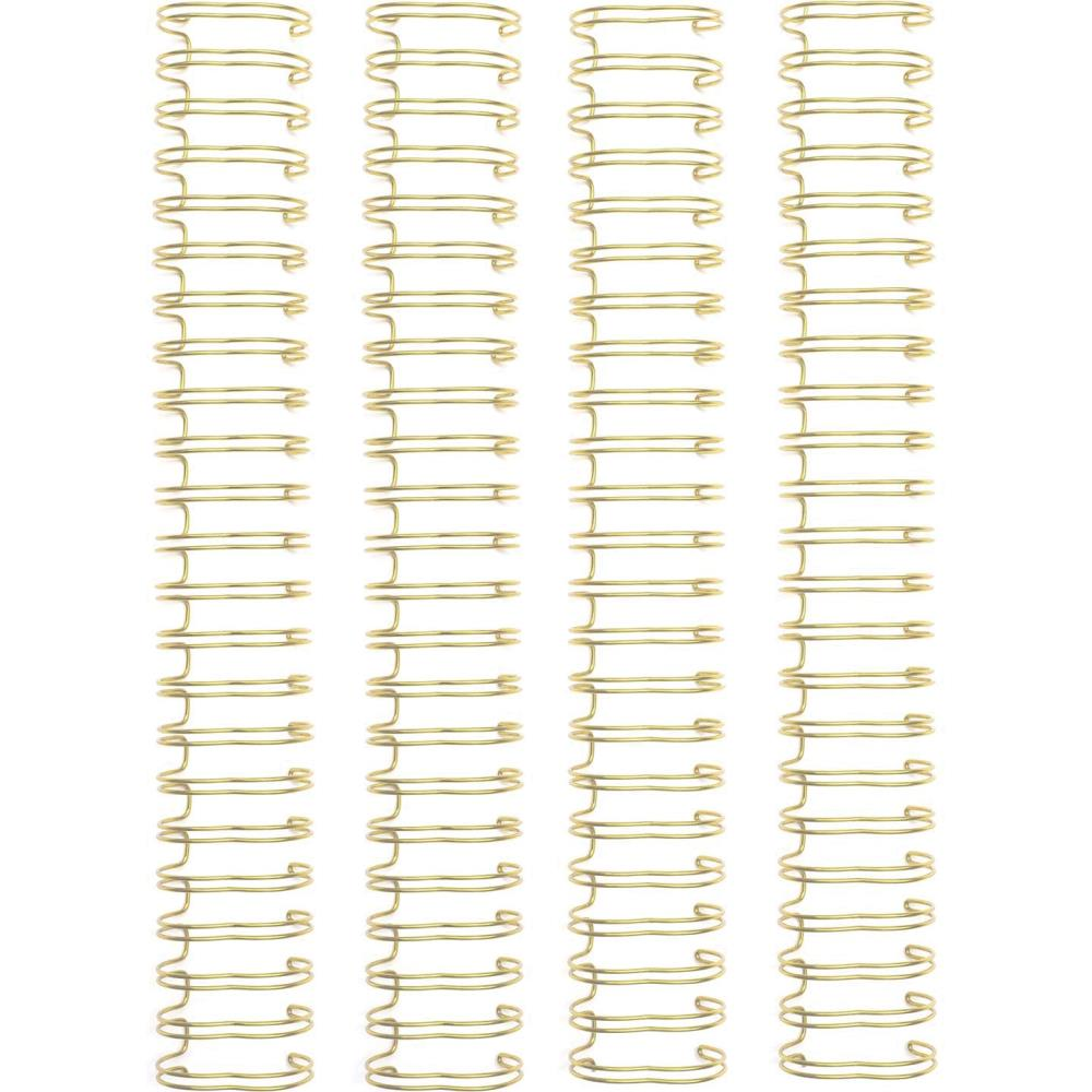 WRMK-660504 1 BINDING WIRES GOLD