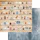 MP-60612 Kawaii Paper Goods - Hello 6x6 Paper Kt