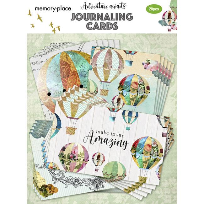 MP-60601 Adventure Awaits Journal Card