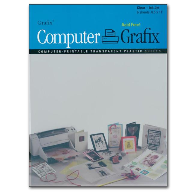 Grafix KCI811-6 【トランスパレンシー】 インクジェットプリンター用
