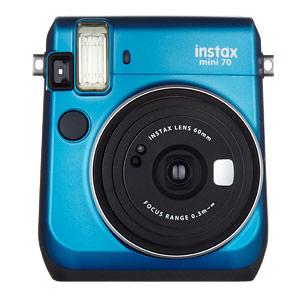 チェキ instax mini 70 Blue