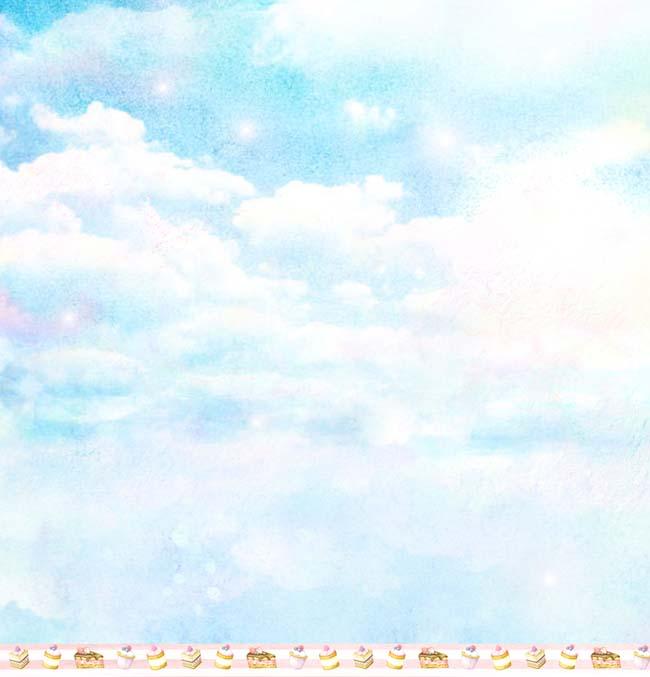 MP-60123 12x12 So Sweet Party Sky