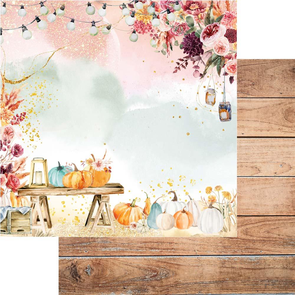 MP-60673 Kawaii Paper Goods - Autumn Wishes 12x12 Paper Kt