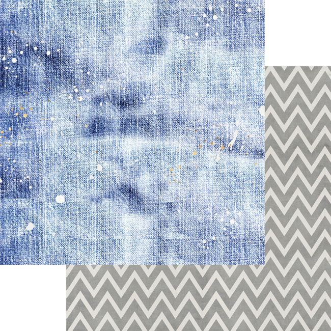 MP-60610 Shades of Denim 6x6 Collection Pack