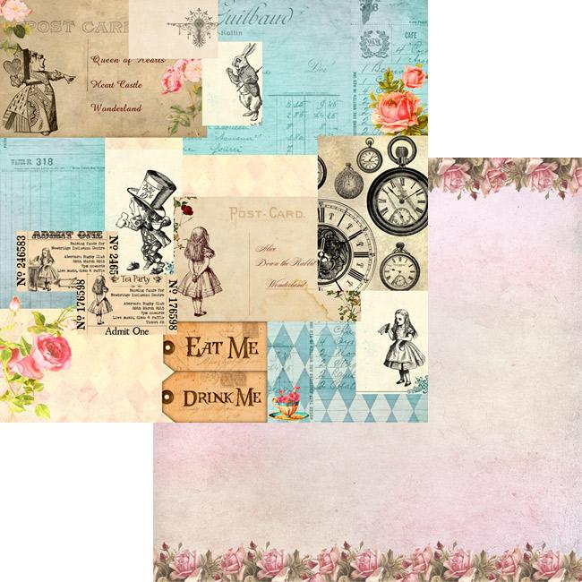 MP-60302 12x12 Wonderland Collage