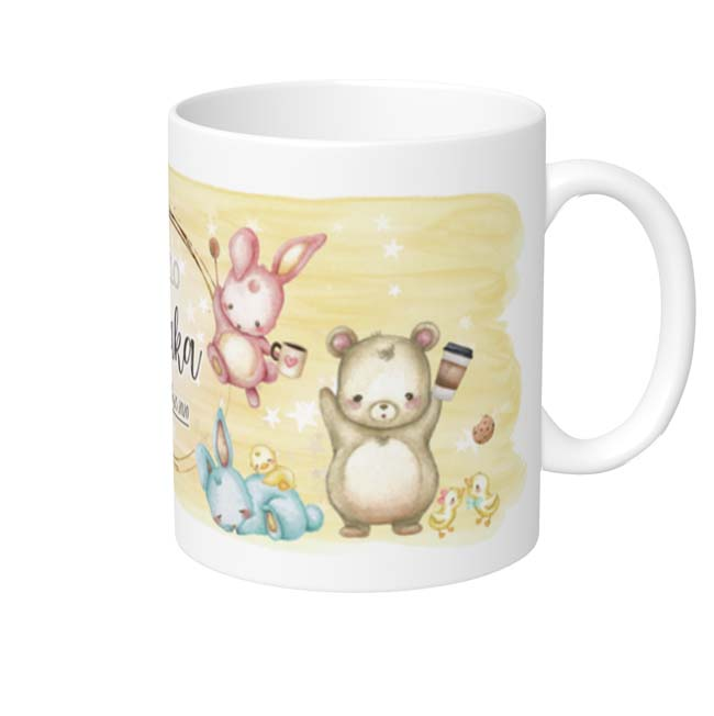 MP-60527 Dreamland Mug Cup Yellow