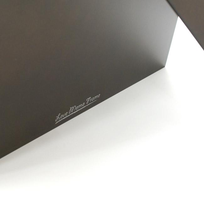 MP-58202 ラブメモフレーム Ver.2 チョコレート 12インチ