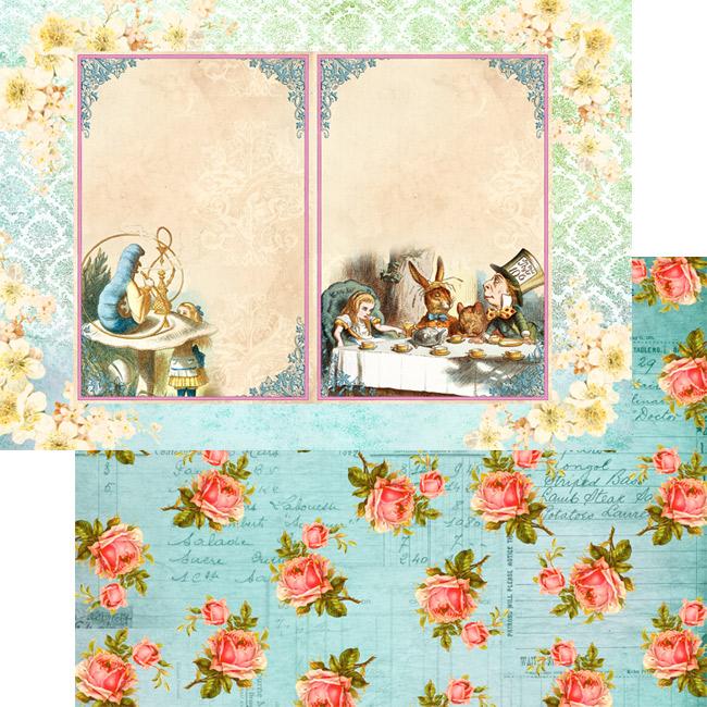 MP-60308 A4 Alice's Tea Party 3