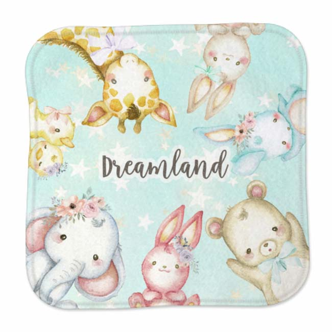 MP-60534 Dreamland Towel Small Blue
