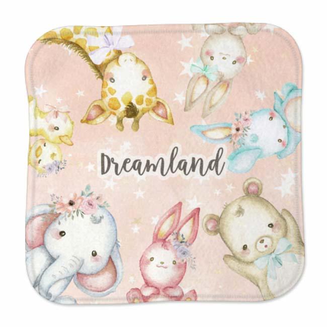 MP-60535 Dreamland Towel Small Pink