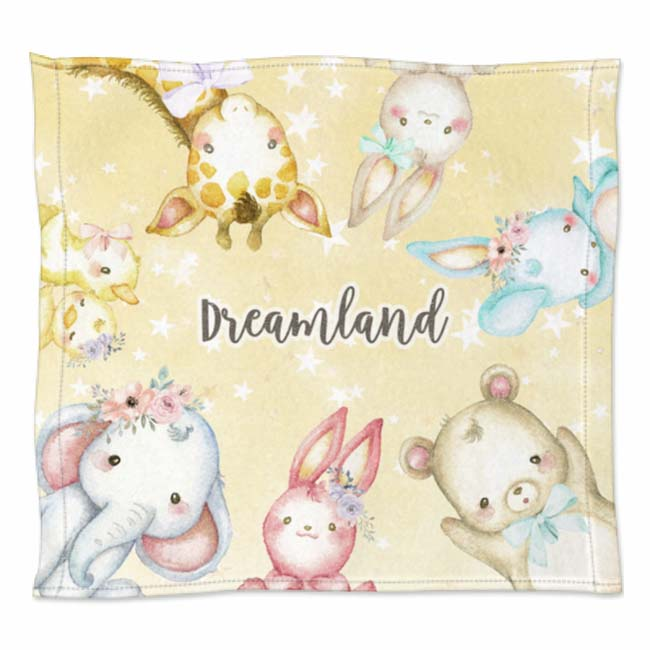 MP-60536 Dreamland Towel Medium Yellow