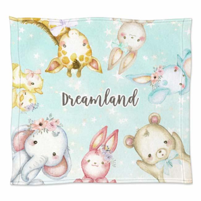 MP-60537 Dreamland Towel Medium Blue