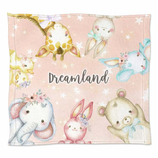 MP-60538 Dreamland Towel Medium Pink