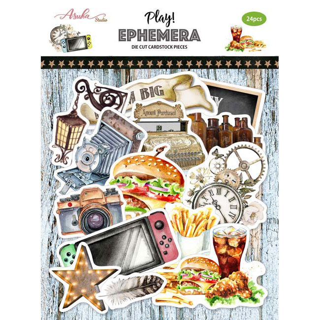 MP-60496 Play Ephemera