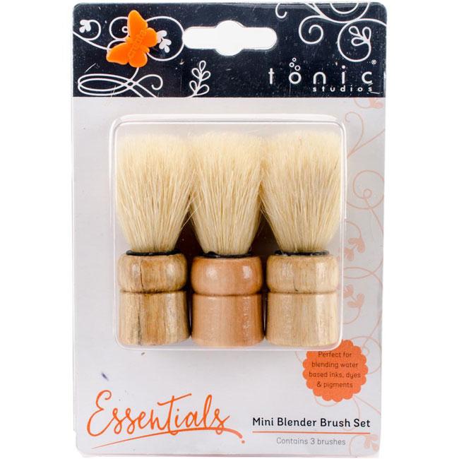 TO-1558e Mini Blender Brush Set