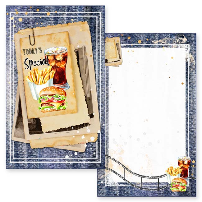 MP-60497 Play Journal Card