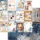 【サブスクリプションバックナンバー】MP-60693 Kawaii Paper Goods サプスクリプション Hello 2021 Vol.1