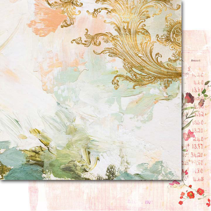 MP-60821  Enchanted Simple Style 12x12 Collection Pack