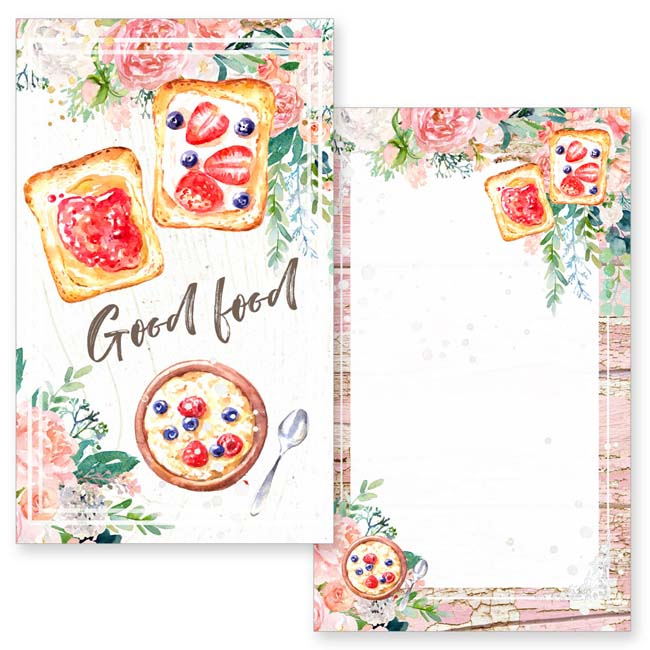 MP-60507 Happy Place Journal Card