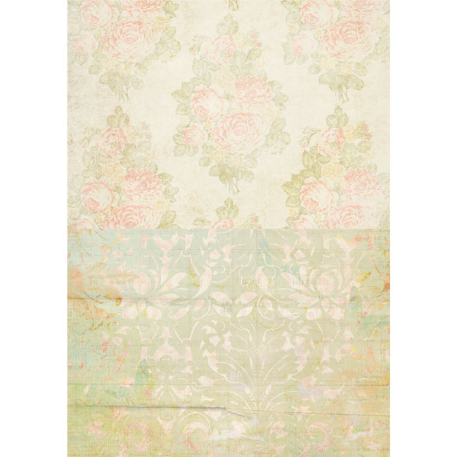 MP-60382 Floral Tapestry A4 6 C-8-18