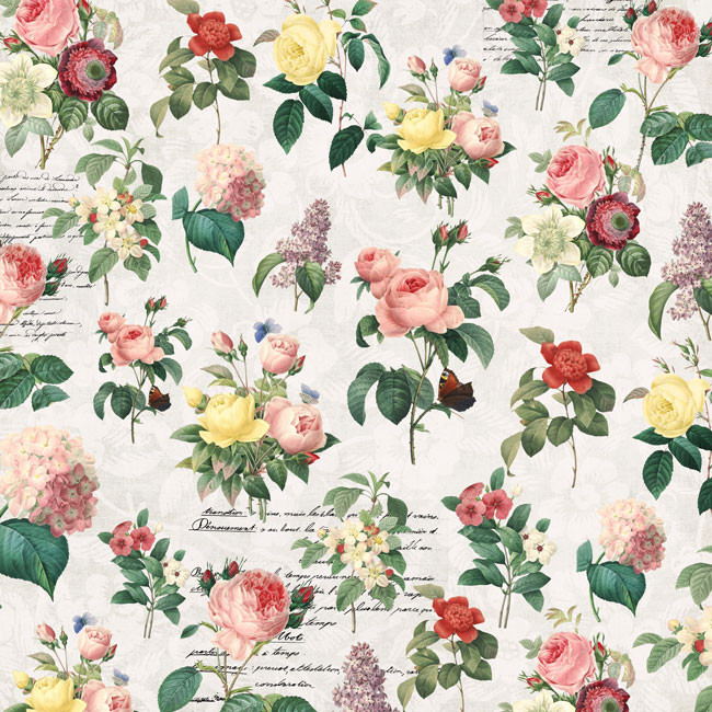 MP-60411 Floral Tapestry ORIGAMI