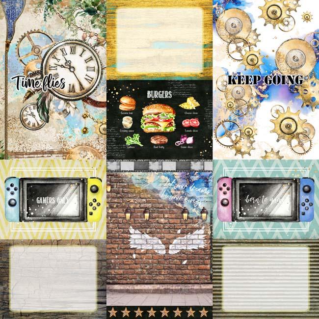 MP-60563 Asuka Studio Play 12x12 4x6 4