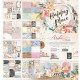 MP-60564 Asuka Studio Happy Place 12x12 4x6 Collection Pack