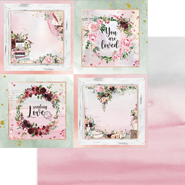 【サブスクリプションバックナンバー】MP-60800 Kawaii Paper Goods サプスクリプション Sending Love 2020 Vol.3