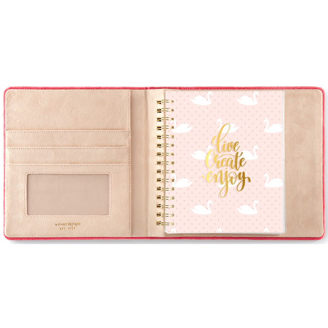 MP-60577 Webster's Pages Creative Photo Albumセット Cottontail Pink & Best Life