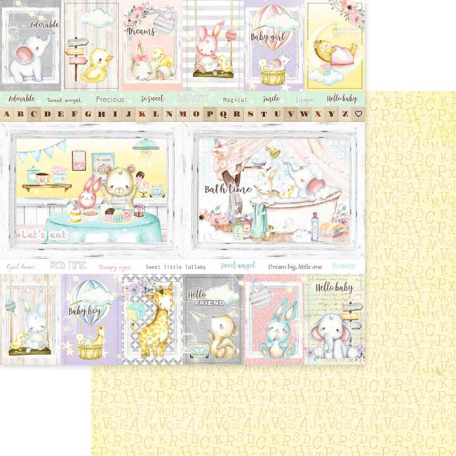 MP-60435 Dreamland 6x6 Collection Pack