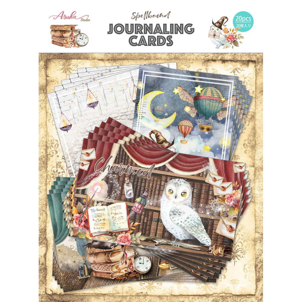 MP-60643  Spellbound Journal Card