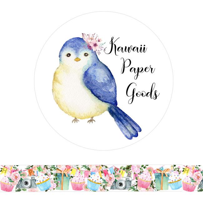 【サブスクリプション送料無料】MP-60409 Kawaii Paper Goods サプスクリプション Time to Celebrate 2020 Vol.2