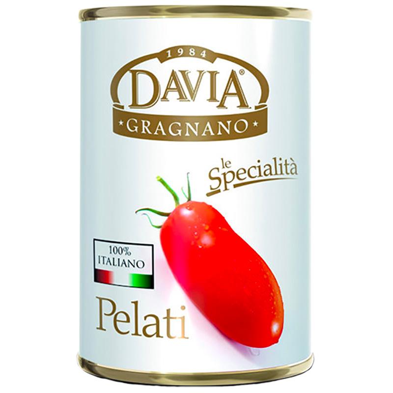 DAVIA完熟ホールトマト