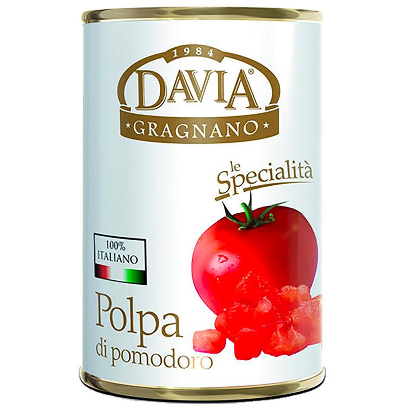 DAVIA 完熟カットトマト