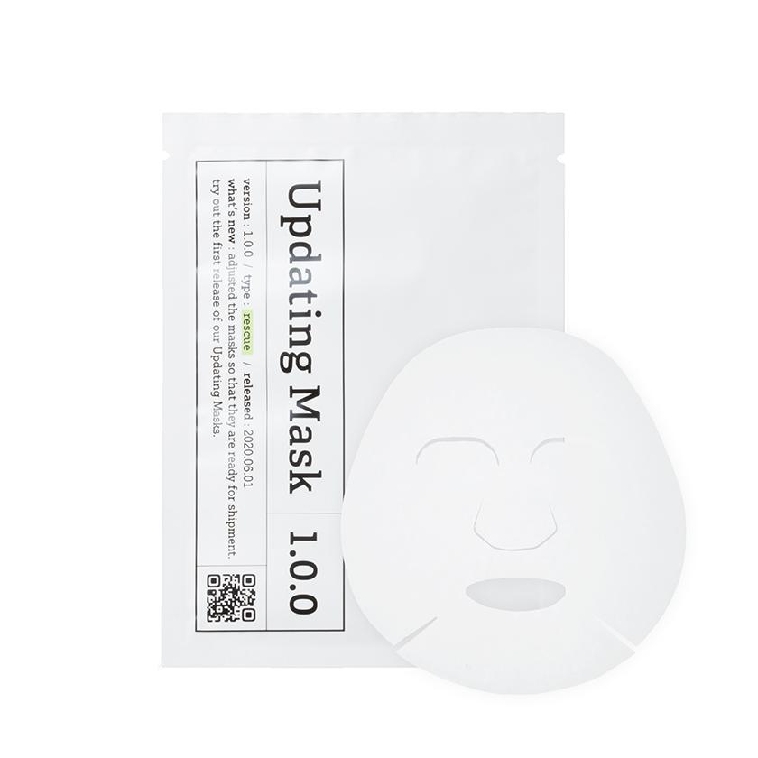 Updating Mask 1.0.0 5タイプお試しセット