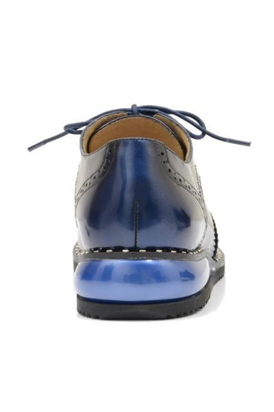 Maison U(メゾンユー) M-04 SHOES WITH STUDS WELL