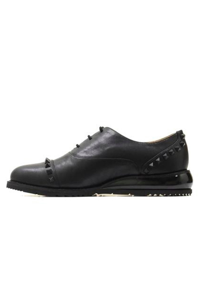Maison U(メゾンユー) STRAIGHT TIP SHOES WITH STUDS