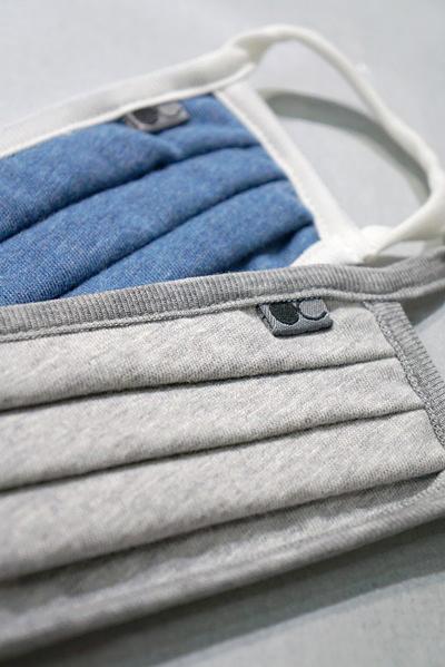 ORGANATURAL CLOTHING(オーガナチュラルクロージング)  キッズ無地 マスク