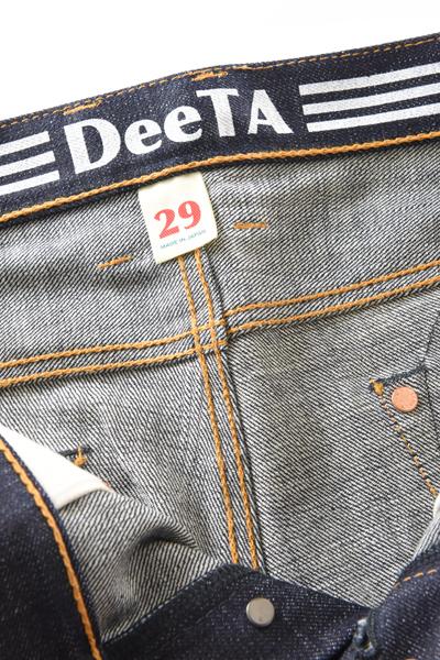 4/4再入荷!  DeeTA(ディーティーエー) JEFFLY PUNK & ROCK SLIM (リジット)